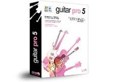 Guitare Pro5