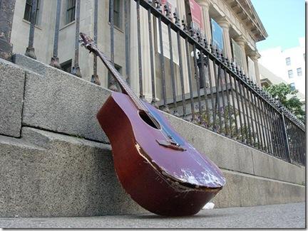 Quelle que soit la qualité de votre instrument, ce qui compte c'est votre motivation - Photo de Jamison