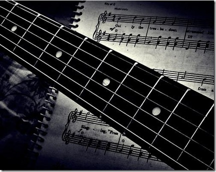 Apprendre le manche de guitare - Photo de PurpleBeats