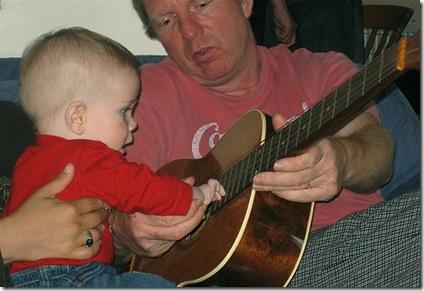 Apprendre la guitare seul... Il faut bien débuter ! - Photo de lisatozzi
